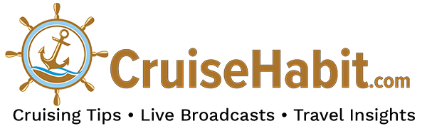 CruiseHabit Logo - Cruising Tips - Live Broadcasts - Travel Insights - Cruise Videos