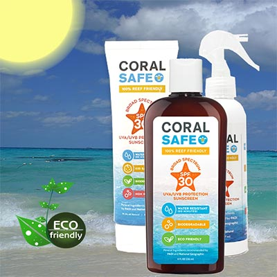 Reef-Safe Sunscreen