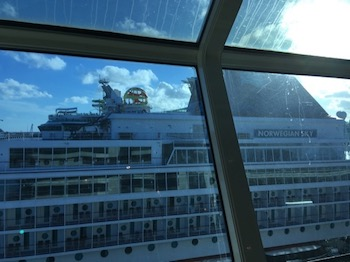 Norwegian Sky Mariner of the Seas Nassau