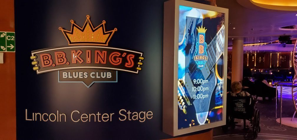 BB Kings Blues Club on Nieuw Statendam