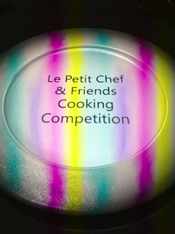 Celebrity Edge Le Petit Chef and Friends