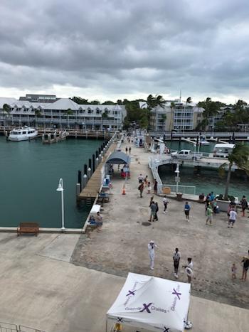 Celebrity Infinity Key West