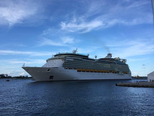 Mariner of the Seas Nassau Bahamas