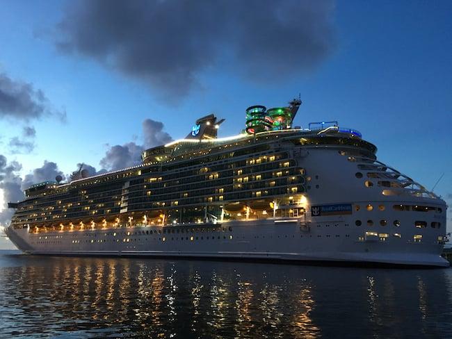 Mariner of the Seas Illuminated