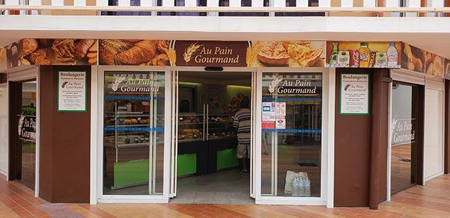Bakery in St Martin