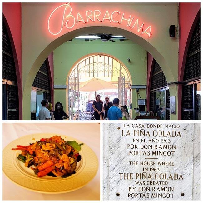 Barrachina Restaurant San Juan