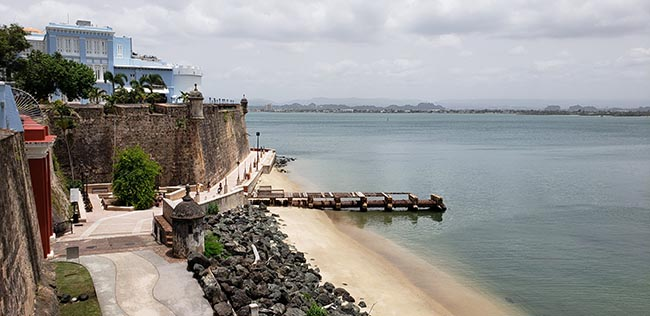 Views from Old San Juan