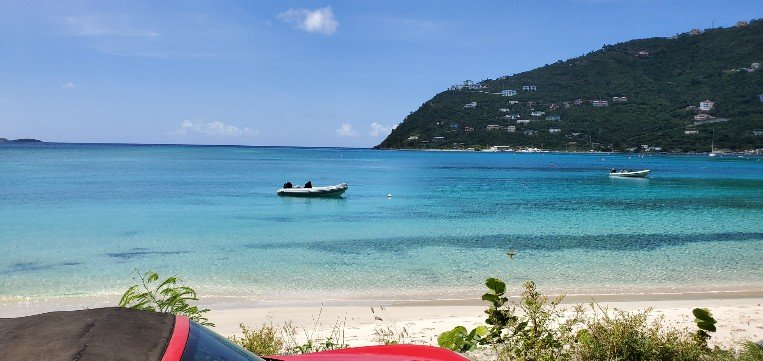 Amazingly Beautiful Beaches All Around Tortola BVI