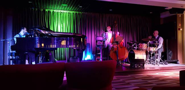 Bourbon Quartet on MSC Seaside