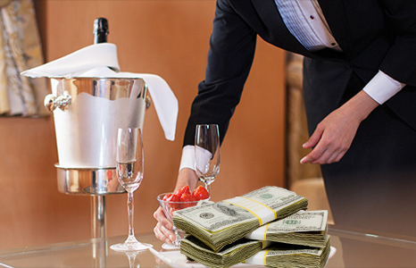You're Served - Room Service Now Costs Extra on Carnival