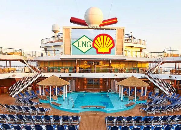 carnival ship lng shell logo