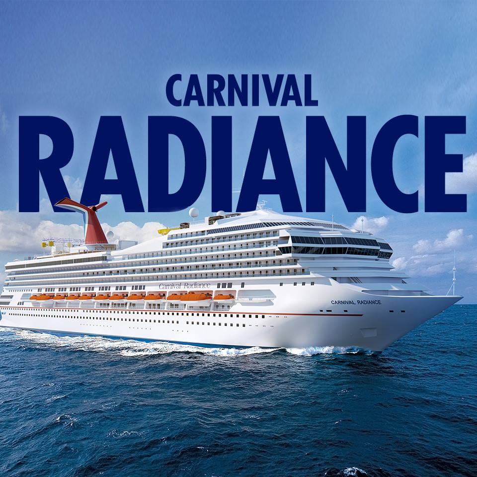 Carnival Victory becomes Carnival Radiance