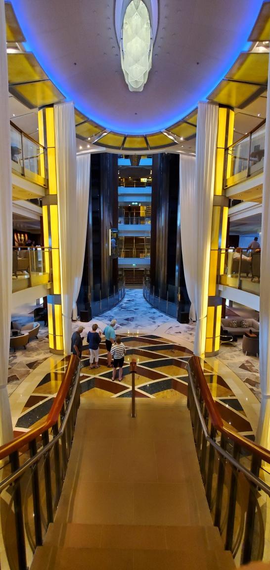 The Atrium on Celebrity Equinox Makes Us Appreciate the Evolution to Edge Class