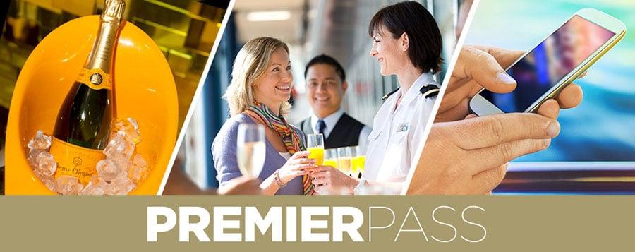 Celebrity Cruises Premier Pass