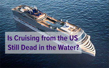 Cruising is dead in the water but you can help.  MSC ship in ocean.