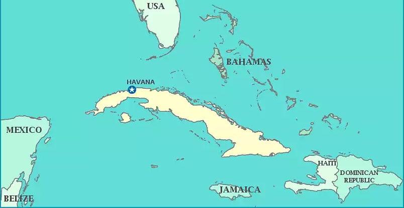 Cruising to Cuba?
