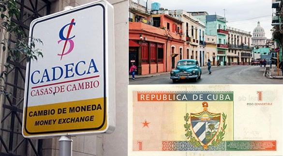 CADECA Exchange Center - Image: TrulyCuba.com