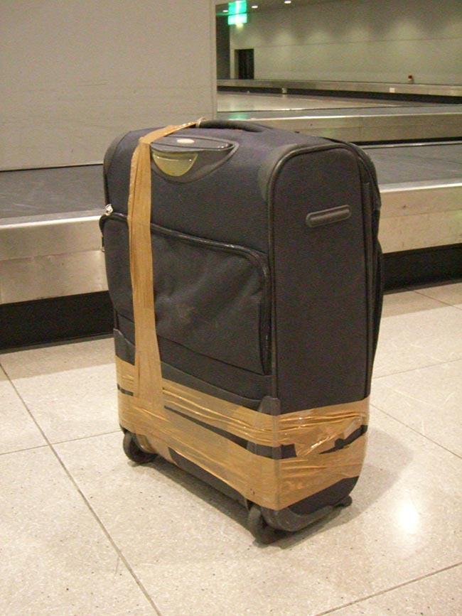 Baggage issues? Trip insurance may be able to help.