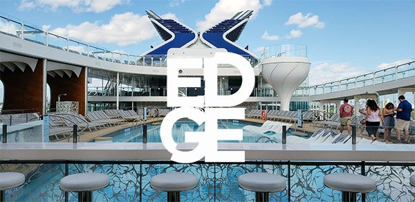 Celebrity Edge Pool Deck