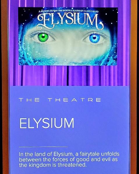 The Elysium Poster Features a Fellow Heterochromian!