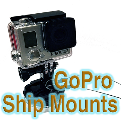 GoPro Ship Mount