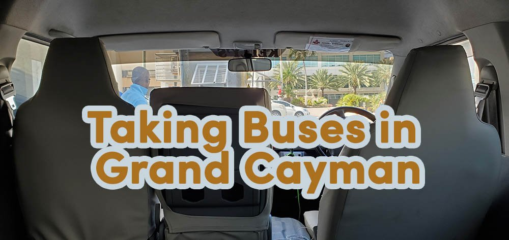 Grand Cayman Buses