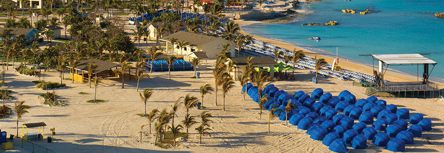 NCL's Great Stirrup Cay - The Cruise Industries First Private Island
