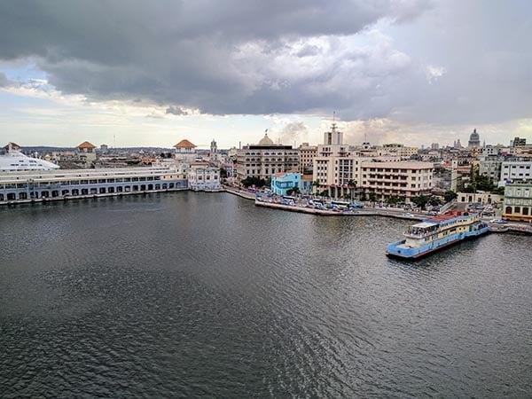 Terminal Sierra Maestra, Havana Cuba