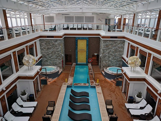 The Haven, Norwegian Escape