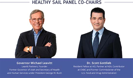 Healthy Sail Panel Co-Chairs