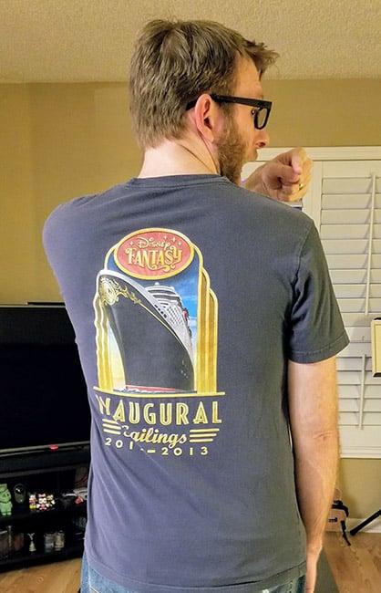 DCL Fantasy Inaugural Shirt