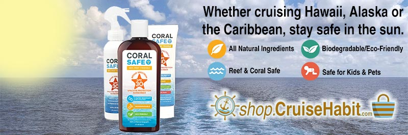 Coral Safe from Mexitan: Reef-Safe Biodegradable Sunscreen Available at shop.CruiseHabit.com