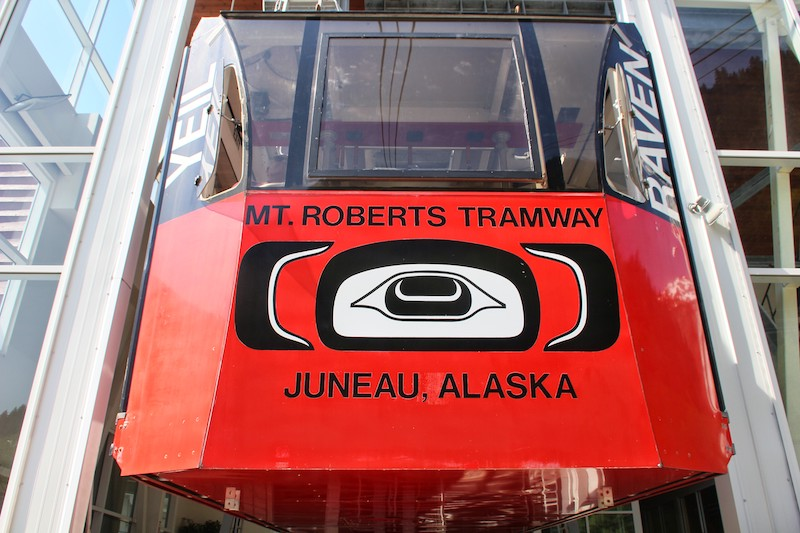 Mount Roberts Tramway Car