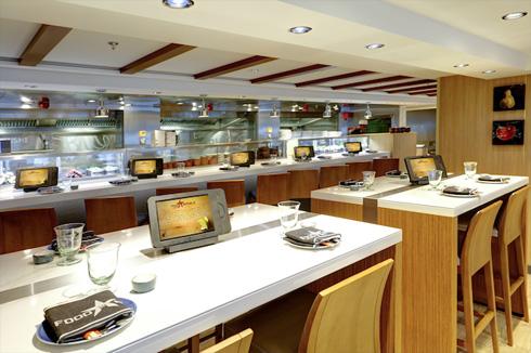 food republic restaurant on NCL escape