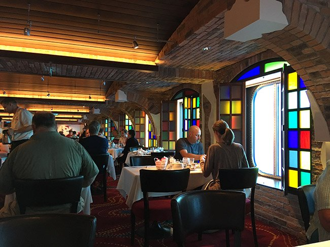 Taste Dining Room on Norwegian Epic
