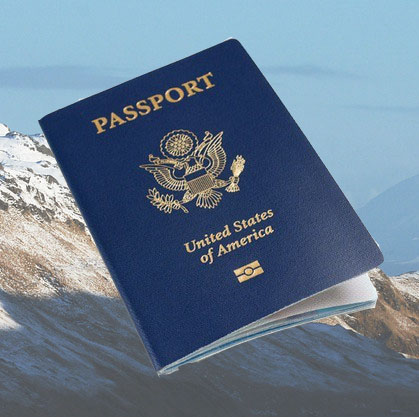 Cruising to Alaska? Get a passport.
