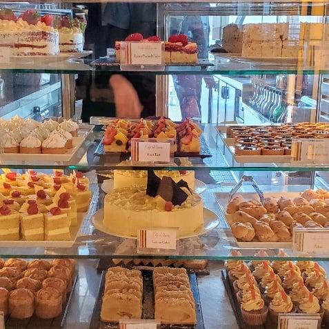 Cafe al Baccio Pasteries
