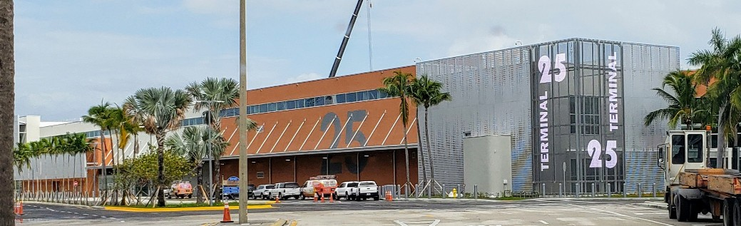 Terminal 25 @ Port Everglades - Home of Celebrity Edge