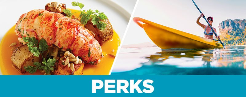 Celebrity Cruises - Perks Package