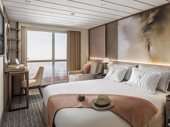 Revolutionized Stateroom on Celebrity Millennium