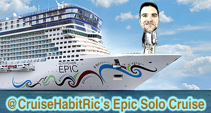 Ric's Norwegian Epic Live Blog