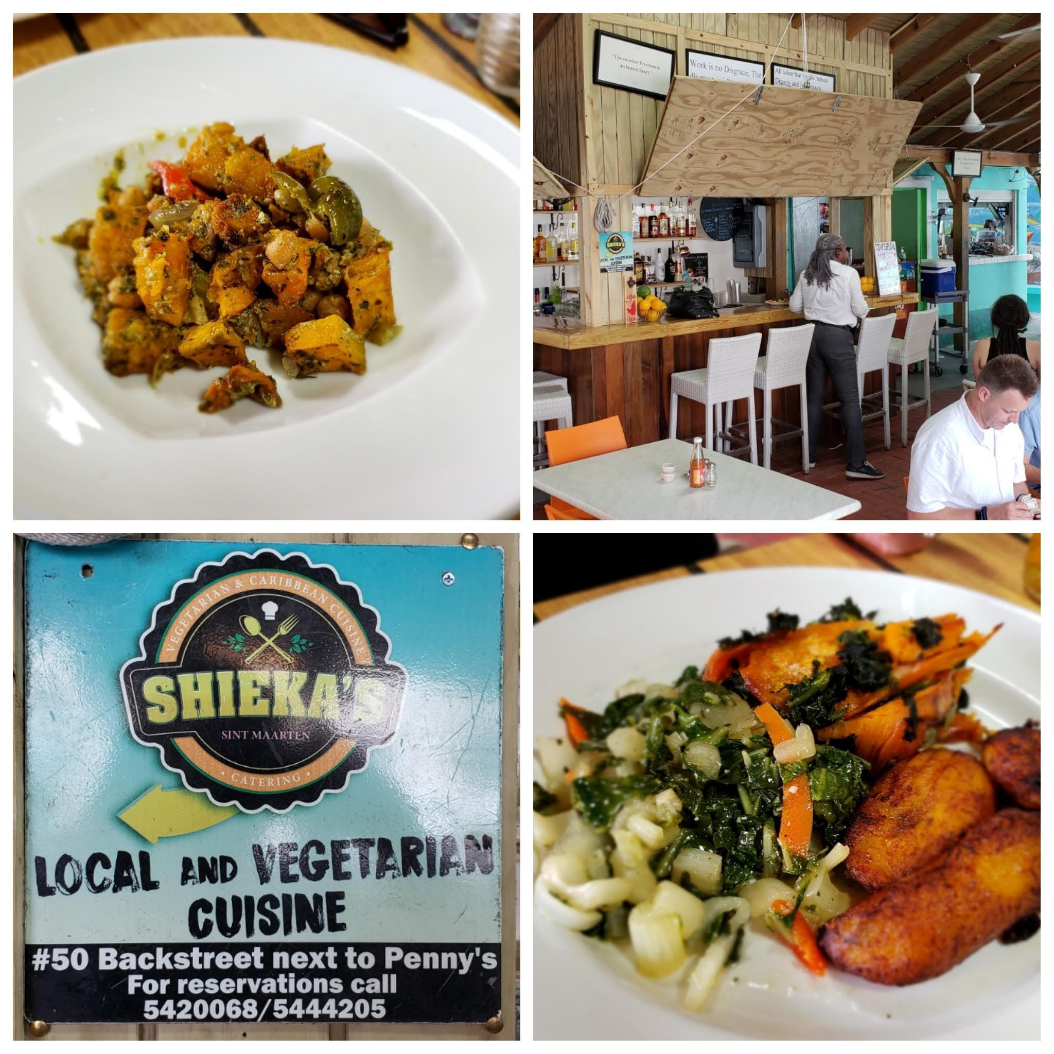 Sheika's Restaurant Sint Maarten