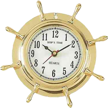 ship's clock - when do you adjust your clock on a cruise?
