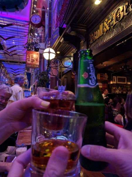 What The Drinking Age Aboard Royal Caribbean Cruise