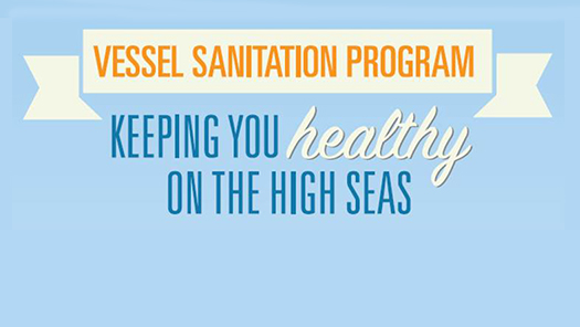 The US CDC's Vessel Sanitation Program Keeps Cruisers Safe & Healthy