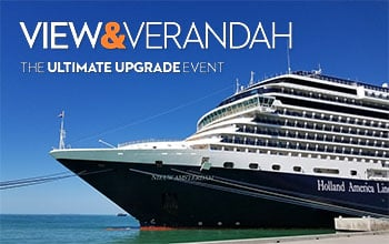 Holland America View and Verandah Event