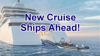 New Cruise Ships Ahead for 2021! Viking Octantis