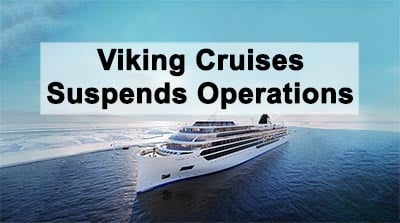 Viking Cruises Suspends Operations