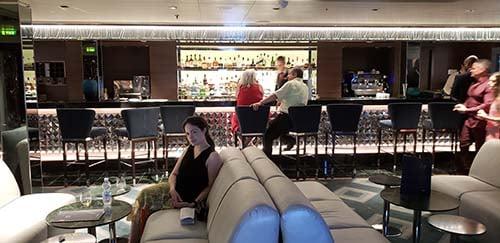Wine & Cocktails on MSC Seaside