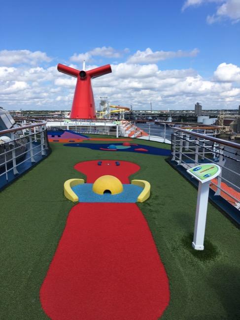 Carnival Paradise Ship Tour Cruisehabit